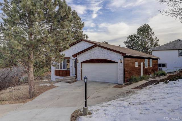6620 N Windmont Avenue, Parker, CO 80134 (#6684945) :: The DeGrood Team