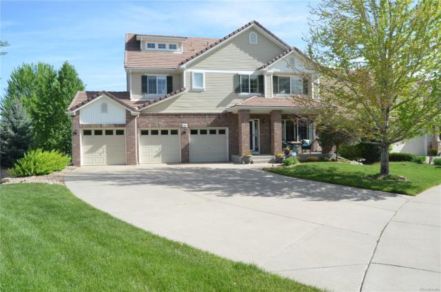 16819 E Caley Circle, Aurora, CO 80016 (#6685002) :: Wisdom Real Estate