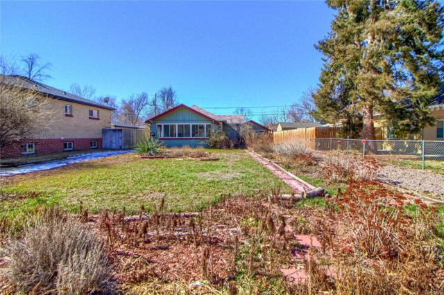 2149 S Sherman Street, Denver, CO 80210 (#6685209) :: The Pete Cook Home Group