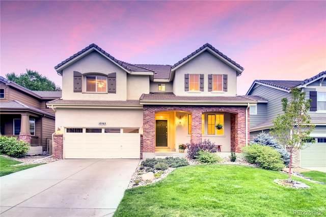 10565 Laurelglen Circle, Highlands Ranch, CO 80130 (#6685211) :: Kimberly Austin Properties