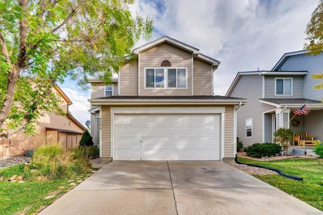 9504 Elk Mountain Circle, Littleton, CO 80125 (MLS #6685510) :: 8z Real Estate