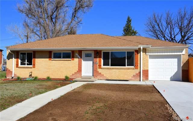 1415 S Wolcott Way, Denver, CO 80219 (#6685811) :: The Peak Properties Group