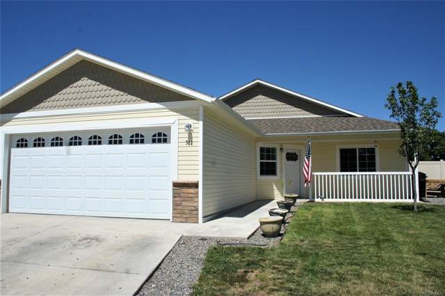 511 Trey Court, Grand Junction, CO 81504 (MLS #6685891) :: 8z Real Estate