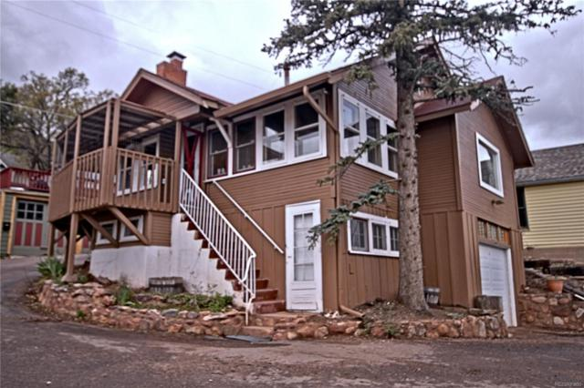 320 Oklahoma Road, Manitou Springs, CO 80829 (#6685917) :: The Healey Group