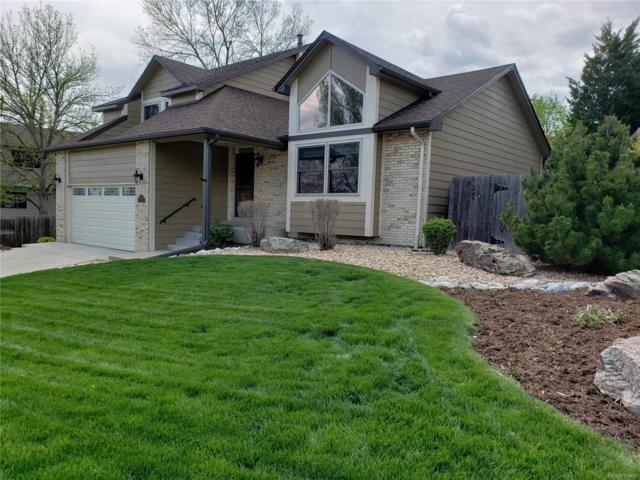 8076 W Geddes Avenue, Littleton, CO 80128 (#6686552) :: House Hunters Colorado