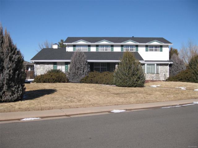 6483 W Burgundy Drive, Littleton, CO 80123 (MLS #6686790) :: 8z Real Estate