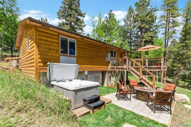 12320 Quaker Lane, Conifer, CO 80433 (MLS #6687053) :: 8z Real Estate