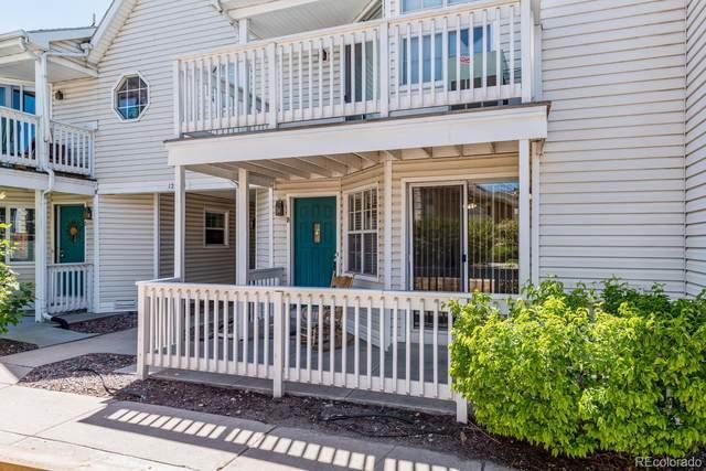 12594 E Pacific Circle B, Aurora, CO 80014 (MLS #6687217) :: 8z Real Estate