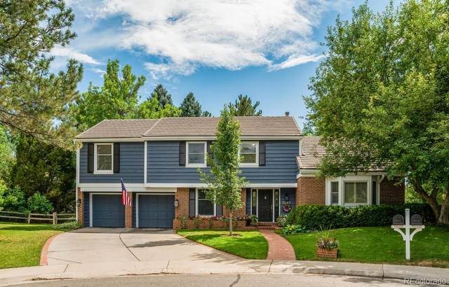 7092 S Newport Street, Centennial, CO 80112 (#6687223) :: Realty ONE Group Five Star