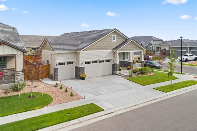 15493 E 113th Place, Commerce City, CO 80022 (#6687286) :: The City and Mountains Group