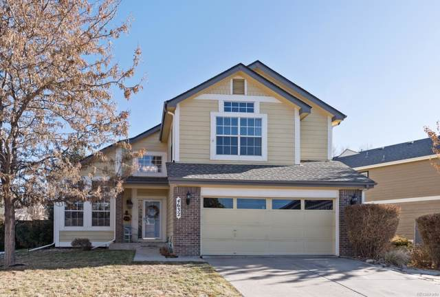 4632 N Diamond Leaf Drive, Castle Rock, CO 80109 (#6687907) :: The Heyl Group at Keller Williams