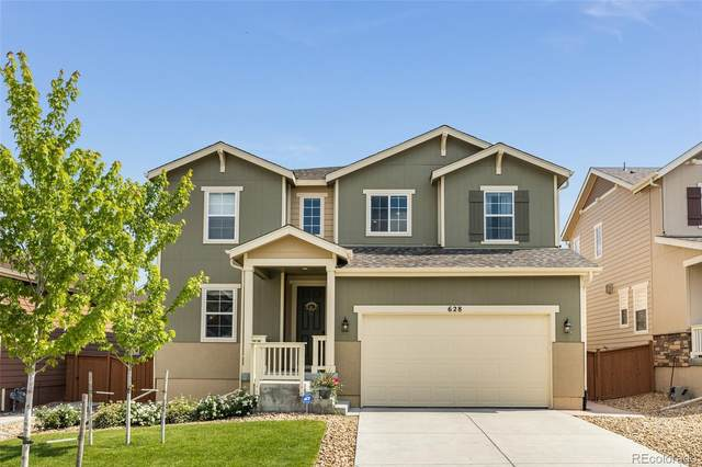 628 W 171st Place, Broomfield, CO 80023 (#6688226) :: Finch & Gable Real Estate Co.