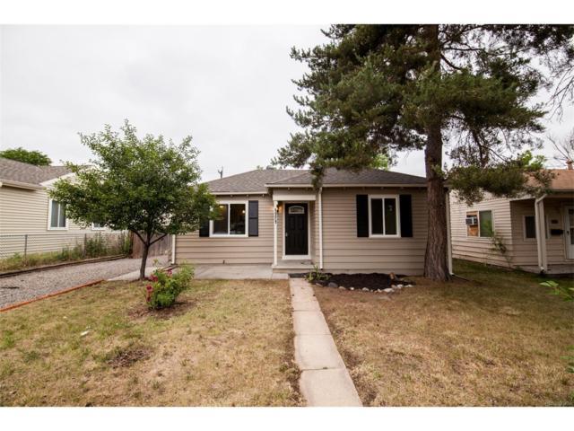 1171 Syracuse Street, Denver, CO 80220 (MLS #6688804) :: 8z Real Estate