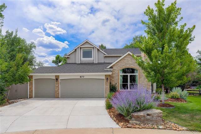 877 Brixham Place, Castle Pines, CO 80108 (MLS #6688840) :: 8z Real Estate