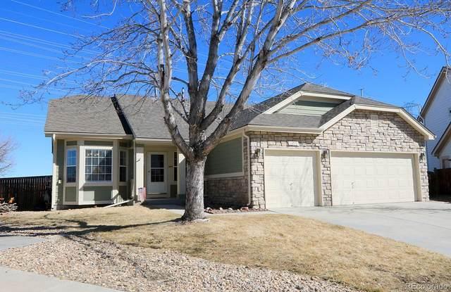 11294 Mesa Verde Lane, Parker, CO 80138 (#6688910) :: iHomes Colorado