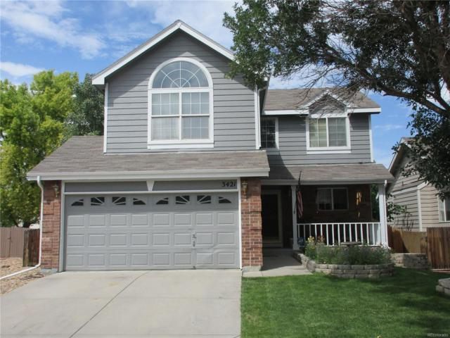 3421 E 106th Court, Northglenn, CO 80233 (MLS #6688930) :: 8z Real Estate
