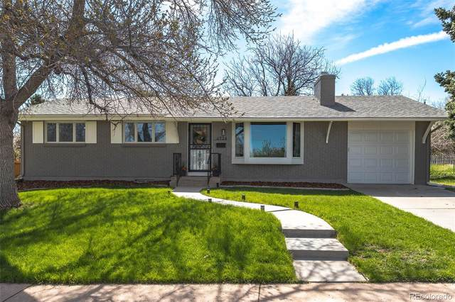 6924 S Cherry Street, Centennial, CO 80122 (#6689013) :: The HomeSmiths Team - Keller Williams