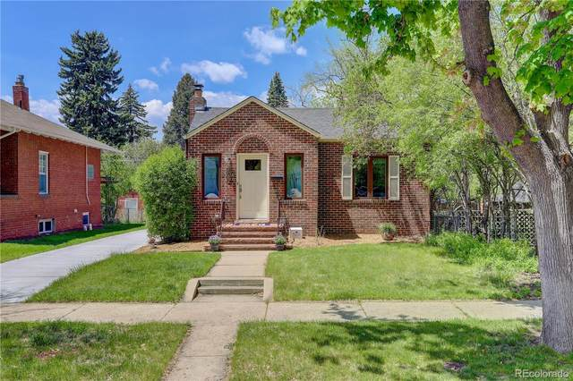 909 Newport Street, Denver, CO 80220 (#6689142) :: Briggs American Properties