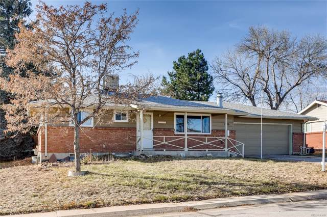 1719 S Cody Street, Lakewood, CO 80232 (#6689438) :: Bring Home Denver with Keller Williams Downtown Realty LLC