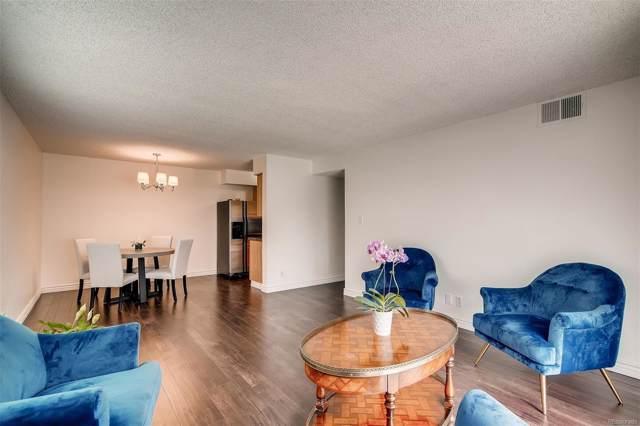 7665 E Quincy Avenue #205, Denver, CO 80237 (#6689669) :: HomePopper