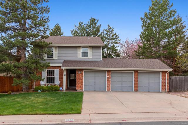 8136 S Syracuse Street, Centennial, CO 80112 (#6689713) :: Wisdom Real Estate