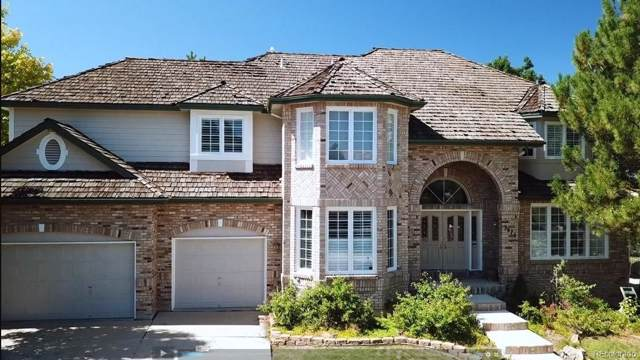 3870 White Bay Drive, Highlands Ranch, CO 80126 (#6689797) :: The HomeSmiths Team - Keller Williams