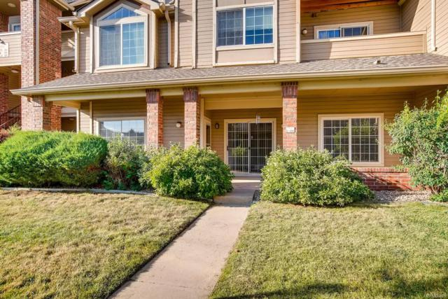 4760 S Wadsworth Boulevard E101, Littleton, CO 80123 (MLS #6689966) :: Bliss Realty Group