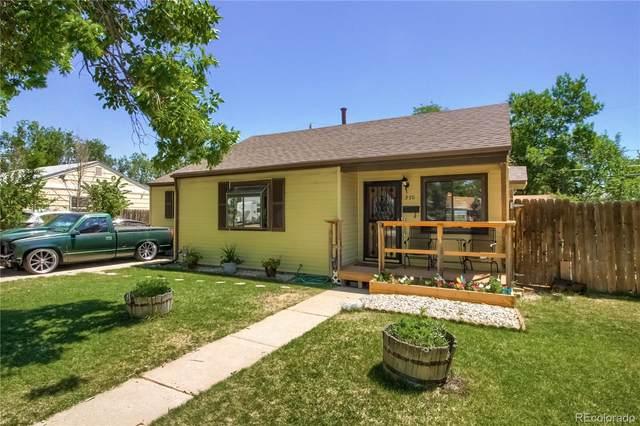 970 Nile Street, Aurora, CO 80010 (MLS #6690242) :: 8z Real Estate