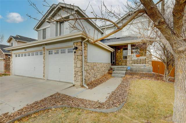 4663 E 127th Place, Thornton, CO 80241 (#6690265) :: Berkshire Hathaway HomeServices Innovative Real Estate