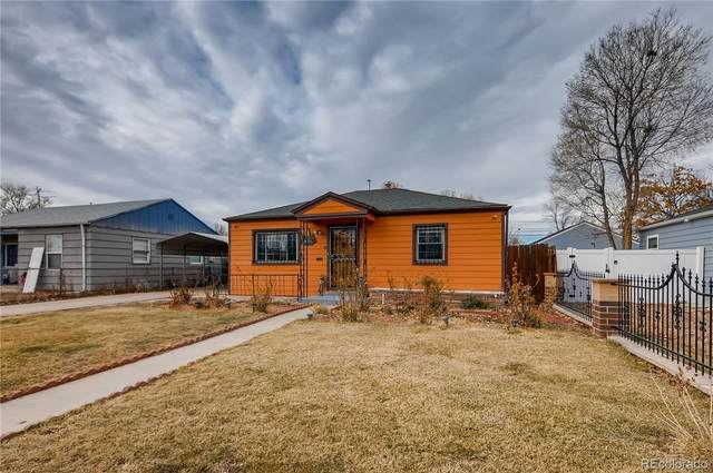 Address Not Published, , CO  (MLS #6690547) :: 8z Real Estate