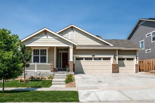 15121 Auklet Street, Parker, CO 80134 (#6690880) :: Berkshire Hathaway HomeServices Innovative Real Estate
