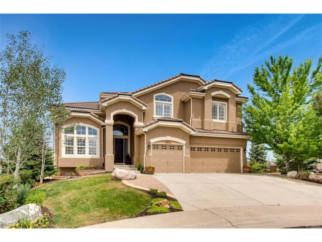 6523 Tapadero Place, Castle Pines, CO 80108 (#6691067) :: The Sold By Simmons Team