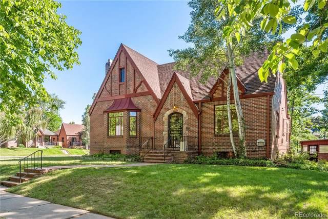 995 Bonnie Brae Boulevard, Denver, CO 80209 (#6691353) :: Kimberly Austin Properties