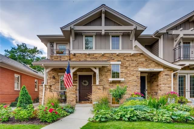 1831 S Pennsylvania Street, Denver, CO 80210 (MLS #6691384) :: 8z Real Estate