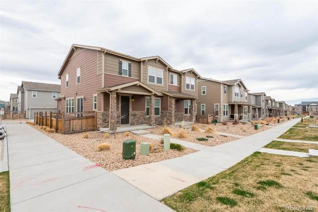 21945 E Quincy Place, Aurora, CO 80015 (MLS #6691810) :: Kittle Real Estate