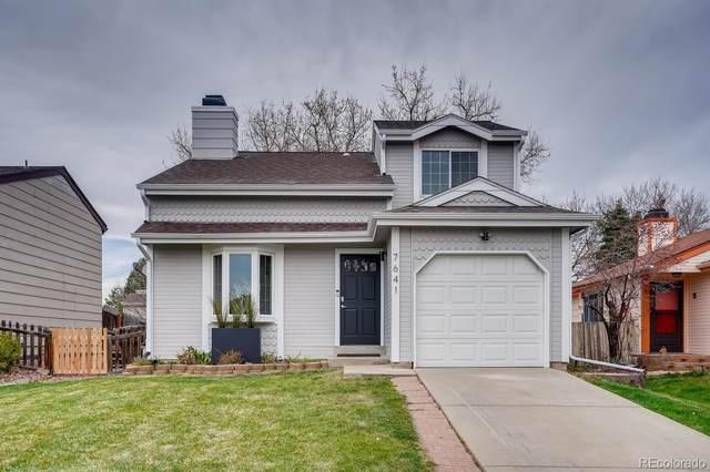 7641 Gray Way, Arvada, CO 80003 (#6691956) :: Briggs American Properties