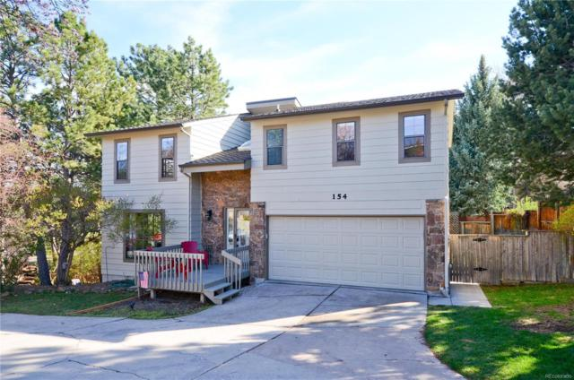 154 Del Oro Circle, Colorado Springs, CO 80919 (#6692195) :: The Healey Group