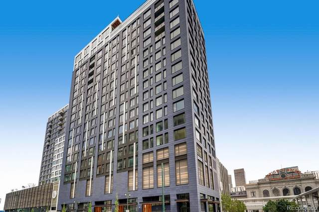 1750 Wewatta Street #625, Denver, CO 80202 (#6692406) :: Wisdom Real Estate