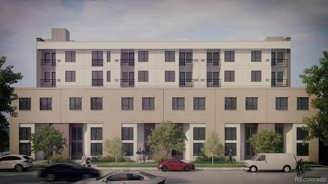 3711 Marion Street, Denver, CO 80205 (#6692877) :: Mile High Luxury Real Estate