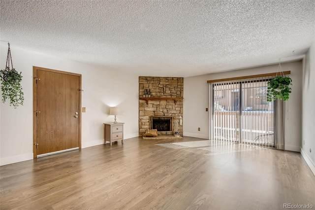 3335 S Ammons Street #104, Lakewood, CO 80227 (#6692957) :: The HomeSmiths Team - Keller Williams