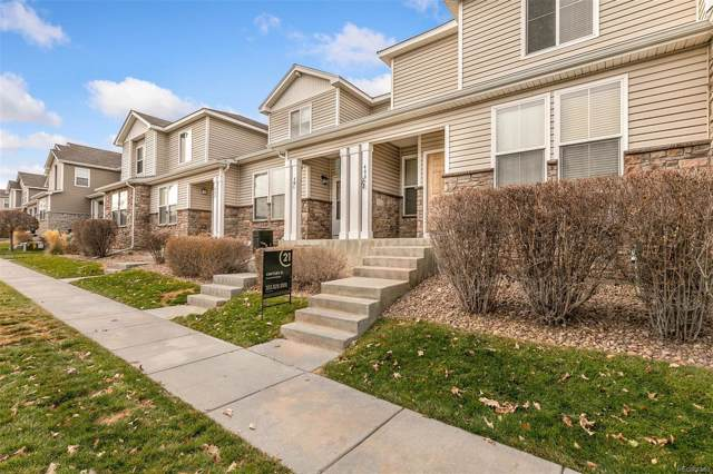9758 Laredo Street 40B, Commerce City, CO 80022 (#6693276) :: The Peak Properties Group