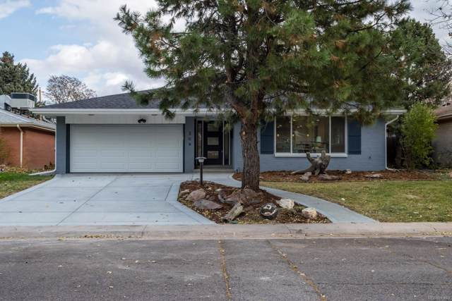 306 S Magnolia Street, Denver, CO 80224 (#6693393) :: The Heyl Group at Keller Williams