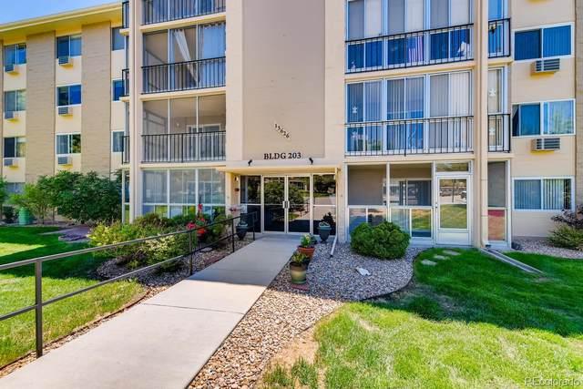 13626 E Bates Avenue #203, Aurora, CO 80014 (#6694776) :: The Peak Properties Group