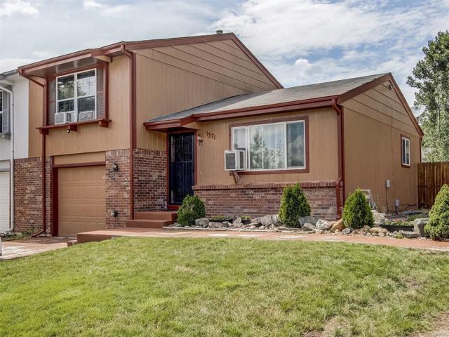 1371 Columbine Drive, Castle Rock, CO 80104 (MLS #6694915) :: 8z Real Estate