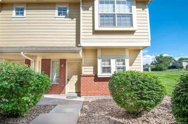 9004 Gale Boulevard #2, Thornton, CO 80260 (#6695070) :: The Peak Properties Group