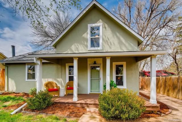 503 E Baseline Road, Lafayette, CO 80026 (MLS #6695489) :: 8z Real Estate