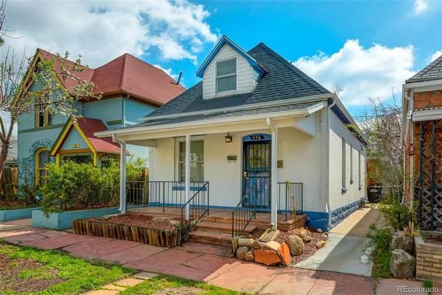 446 Delaware Street, Denver, CO 80204 (#6695765) :: Kimberly Austin Properties