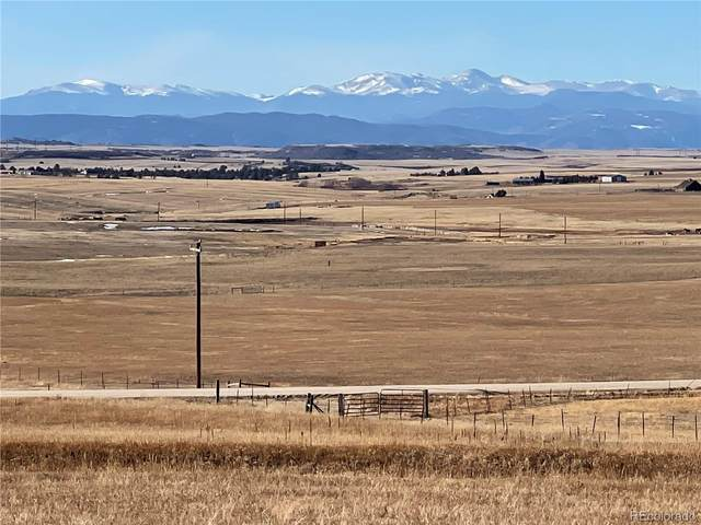 27480 County Road 5, Elizabeth, CO 80107 (#6695801) :: The DeGrood Team