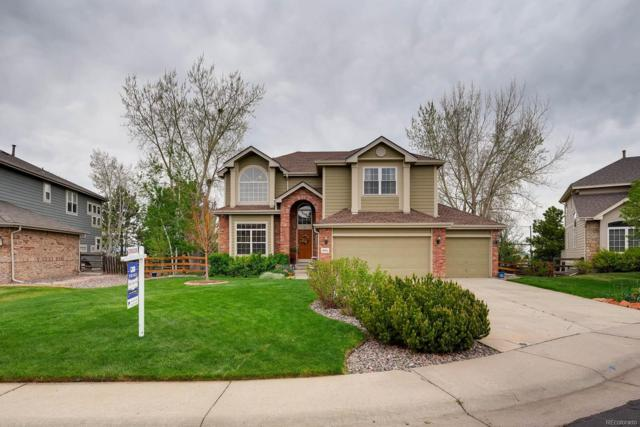 10095 Quarry Hill Place, Parker, CO 80134 (#6696078) :: The Galo Garrido Group