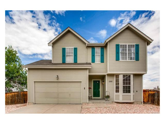 1397 Sunnyside Street, Highlands Ranch, CO 80126 (MLS #6696156) :: 8z Real Estate